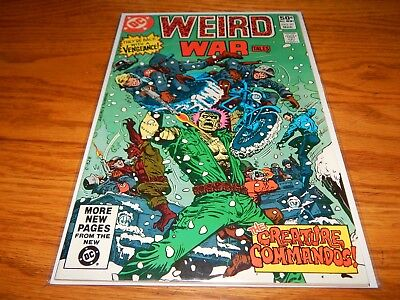 KEY Great Find UNREAD Bronze Age Comic Weird War Tales # 97  9.2 & Up Condition