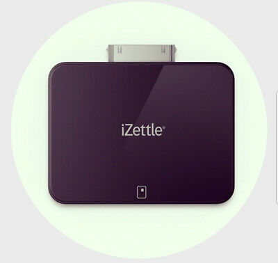 iZettle Pro Card Reader  iPhone 4S, iPhone 4, iPhone 3GS, iPad 2