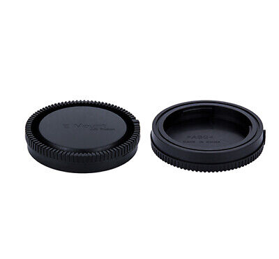 Lens Rear Caps and Body Caps for Sony E-Mount A6500 A6300 A6000 a5000 a6400