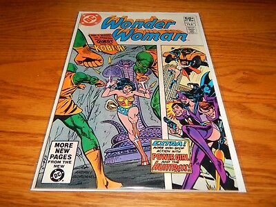 Great Find UNREAD Bronze Age Comic Wonder Woman # 276  9.2 & Up Cd.