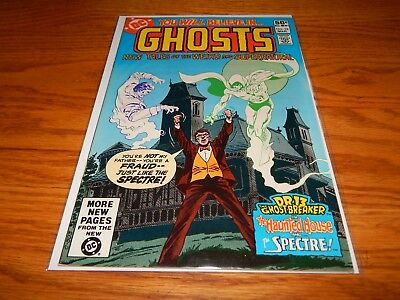 Great Find UNREAD Bronze Age Comic Ghosts # 98  9.2 & Up Condition