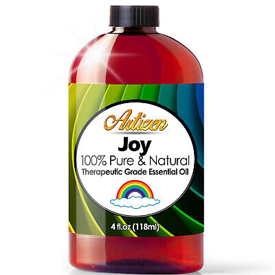 Artizen Joy Essential Oil Blend (100% PURE & NATURAL - UNDILUTED) - 4oz / 118ml
