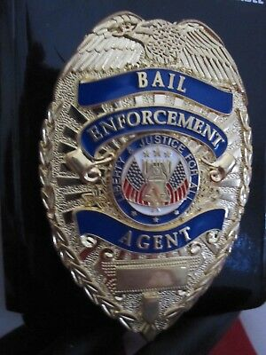 Rothco Bail Agent Badge