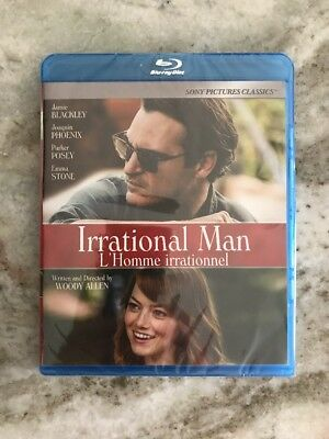 Irrational Man (Blu-ray + Digital HD, Bilingual)
