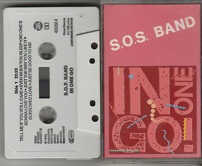 """S.O.S.BAND - MC """"In one go"""""""