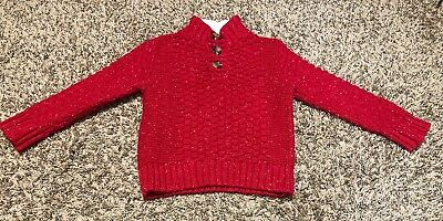 Toddler Boys Cat & Jack Sweater Size 3t