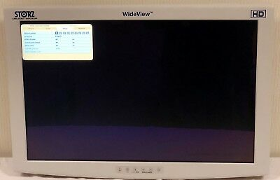 """NDS Storz 26"""" WideView HD LED Medical Endoscopy Surgical Monitor SC-WU26-A1511"""