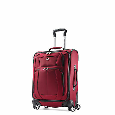 American Tourister Meridian 360 Spinner Carry-On Ruby Red