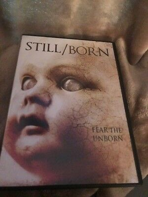 Still/Born (DVD, 2018)*CHECK OUT MY STORE GREAT DEALS TRY A MOONSHINE FRUITCAKE