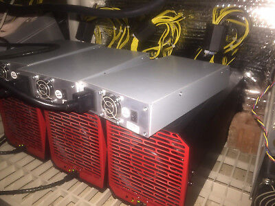 Obelisk SC1 ASIC Batch 1 - with 3 Hashing Boards (700-800 GHS) - 7 QTY In Hand
