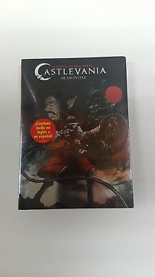 Castlevania season 1 (one) a Netflix original series DVD
