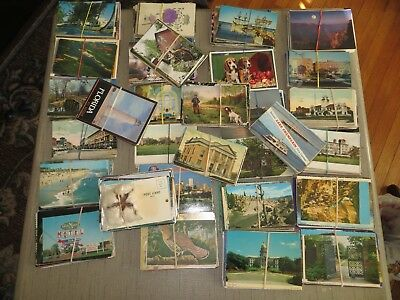 Lot of post cards-1500 ++++ Vintage from 1907-2000!!!---
