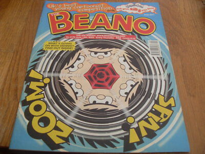 The Beano Comic   No 3178 June 14Th 2003