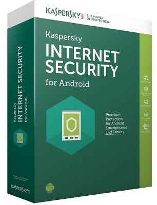 Kaspersky Internet Security for Android 2018 / 1 Device / 1 Year License Key