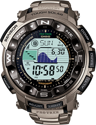 Casio Men's Protrek PRW2500T-7 Watch $400