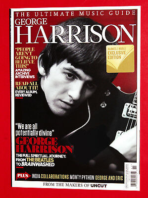 Uncut Ultimate Music Guide BOOK NEW 2018: GEORGE HARRISON The Beatles