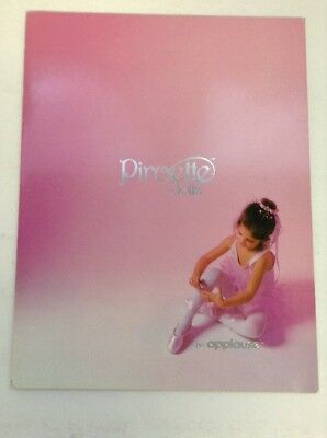Preowned 1982 Piroette Dolls By Applause Product Catalog