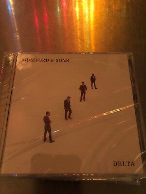 Mumford And Sons Delta Cd