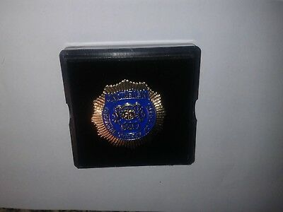 Michael Jackson RARE Neverland Security Badge King of Pop collectable