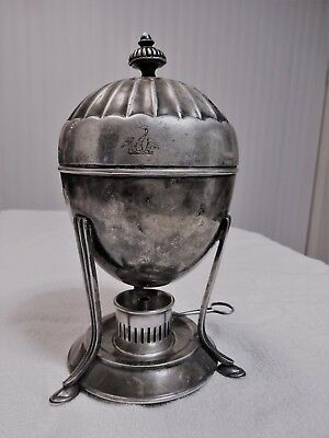 Antique Silverplate Egg Cooker (THIS IS THE LAST CHANCE FOR THIS ITEM)