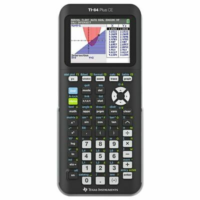 Texas Instruments Graphing Calculator TI-84 Plus CE