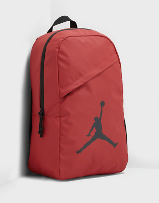 b07861452882 Nike Air Jordan Jumpman Crossover Backpack Book School Gym Bag Bred  9A1910-R78