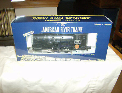 American Flyer by LTI #42568 0-6-0 Docksider Switcher - Southern Pacific!