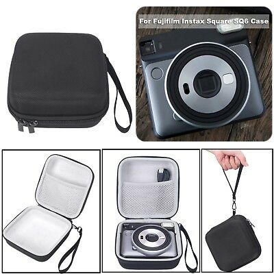 Carrying Case Storage Bag Cover Protector for Fujifilm Instax Square SQ6 Camera