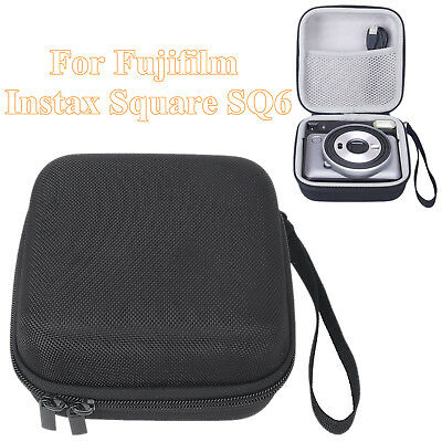 Camera Hard Carrying Case Storage Bag Cover Shell for Fujifilm Instax Square SQ6