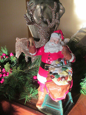 COCA COLA  Collectible Stein Santa made in Germany $165. See Decriptions
