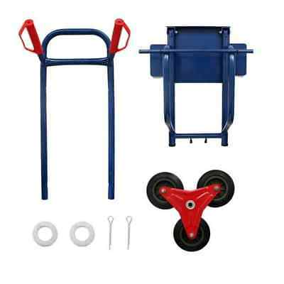 420LB HEAVY DUTY STAIR CLIMBING Moving Dolly Hand Truck Warehouse Appliance  Cart