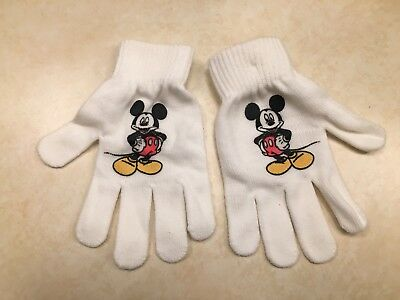 Mickey Unlimited Gloves