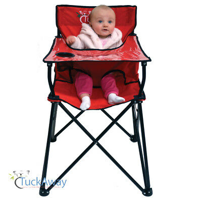 Baby High Chair Camping Outdoor Portable Travel Folding Seat