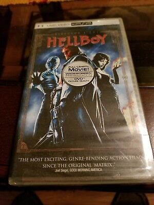 Hellboy (UMD, 2005, Universal Media Disc Directors Cut)