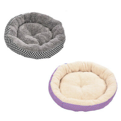 Pet Bed Cushion Dog Cat Warm Mat Blanket Soft Pad Nest For Crate Cozy House