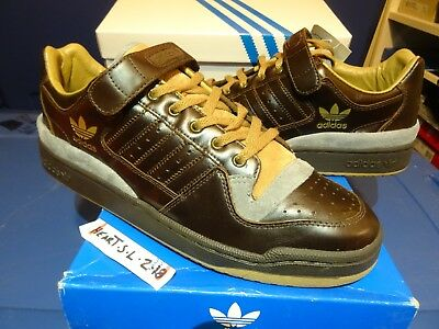 size 40 4a7ad 28e73 NEW Adidas x Undefeated Forum Lo RS 25th HUF GOLD 463615 SZ 12.5 Mens RARE  80S