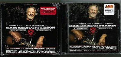 The Life & Songs Of Kris Kristofferson 2-Pack: Cd/dvd + Cracker Barrel Excl Cd