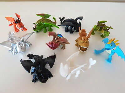 How to Train Your Dragon The Hidden World Mystery Figure set of 10