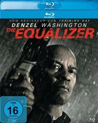 The Equalizer (2 Discs) (Film) NEU