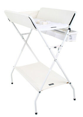 Valco Baby Pax Plus Folding Changetable Ivory