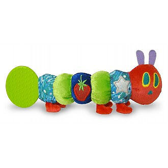 Very Hungry Caterpillar Teether Rattle 20cm