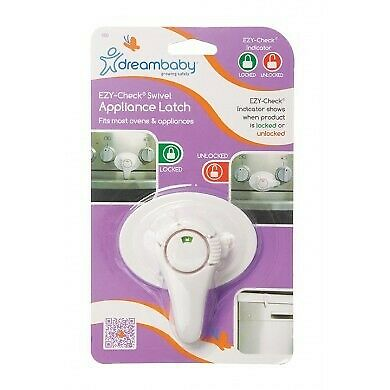 Dreambaby Ezy Check Swivel Oven Lock