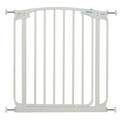 Dreambaby Chelsea Gate Swing Back - White