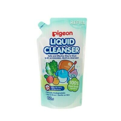 Pigeon Bottle Liquid Cleanser Refill 650ml