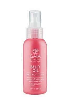 Gaia Skin & Body Belly Oil - 90Ml