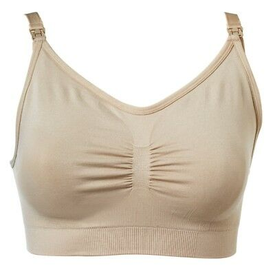 Fertile Mind Superbra Nursing Bra - Nude Medium/Large