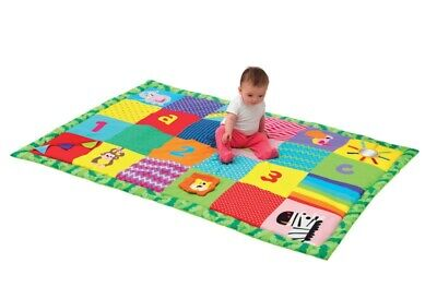 4Baby Play Mat Large - Jungle - 1.5 x 1M