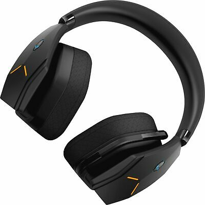 Dell Alienware - Wireless Wired Stereo Gaming Headset - Black Aw988