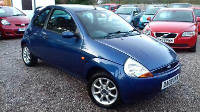 2008 Ford Ka 1.3 Zetec Climate , One owner from new , Please watch the video !!