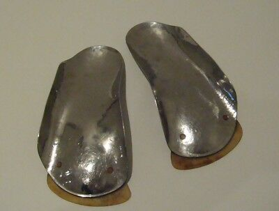 Vintage Dr Scholl's Protectized metal arch supports size E - used good condition